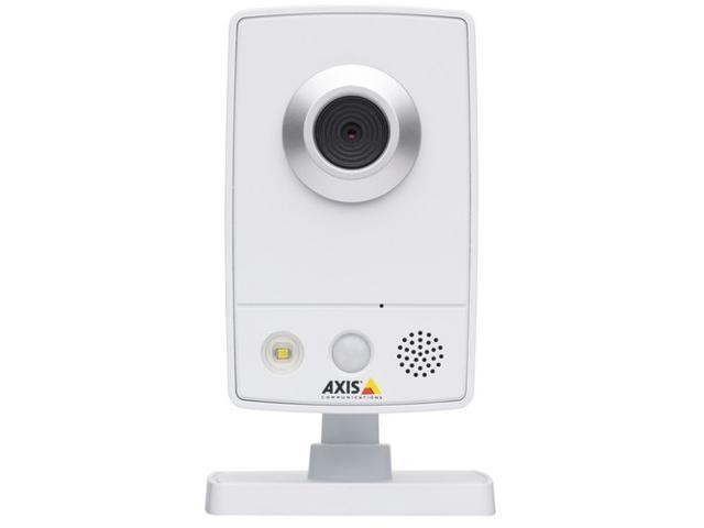 AXIS 0300-004 640 x 480 MAX Resolution 1 x RJ-45 10/100Base-TX M1031-W Network Camera