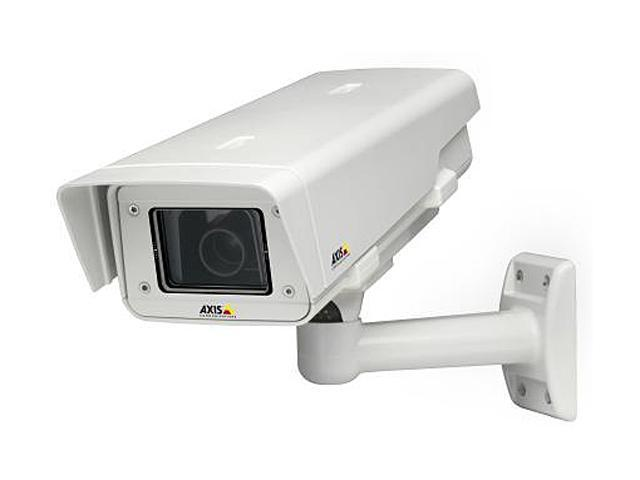 Axis P1343-E SVGA Day/night Functionality Motion & Audio Detection Outdoor PoE IP Camera