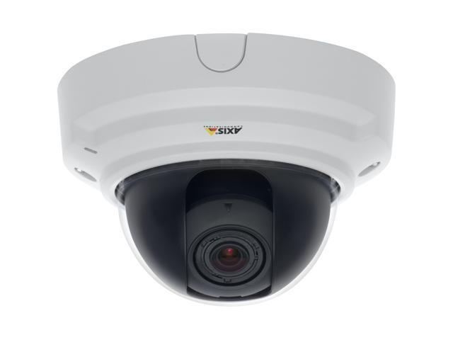 AXIS P3364-V Network Camera - Color, Monochrome