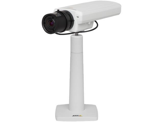 Axis P1354HDTV 720P Lightfinder Technology Motion & Audio Detection PoE IP Camera