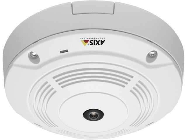 Axis M3007-P 5MP Ultra-Discreet 360°/180° Panoramic View PoE IP Camera