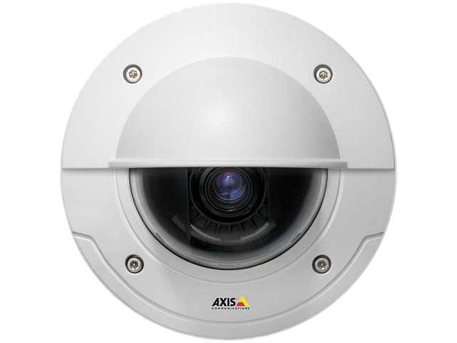 Axis P3364-LVE Surveillance/Network Camera - Color, Monochrome