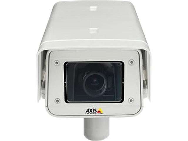 Axis P1357-E HD 5MP P-Iris Varifocal 2.8-8 mm Lens PoE Outdoor IP Camera