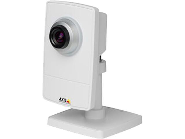 Axis Communications M1004-W  Max Resolution 720P Wireless, IP Camera