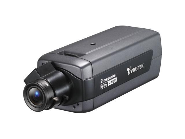 Vivotek IP7161 1600 x 1200 MAX Resolution RJ45 2MP Day & Night Fixed Network Camera