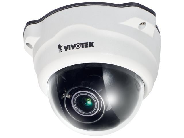 Vivotek FD8131V 1280 x 800 MAX Resolution RJ45 1MP Vari-focal Lens Vandal-proof Compact Design Fixed Dome Network Camera