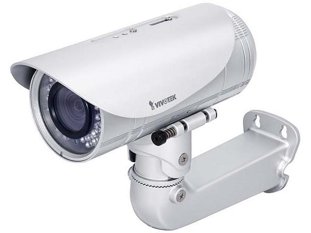 Vivotek IP8365EH 1920x1080 (2MP) MAX Resolution RJ45 2MP WDR Pro 30M IR Smart IR 3DNR Smart Focus System IP67 Bullet Network Camera