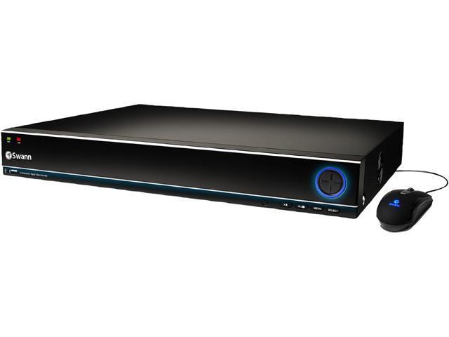 Swann DVR16-3200 (SWDVR-16320H-US) 960H 16-channel BNC 1TB SATA II HDD (installed) Digital Video Recorder