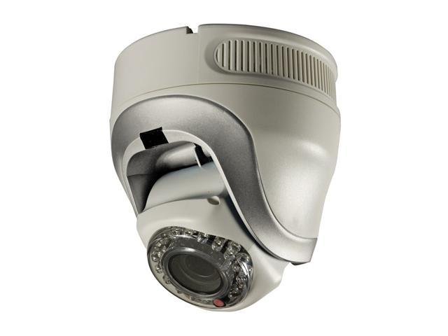 Lorex SG7382 High Resolution Indoor 3x Optical PTZ Security Dome Camera