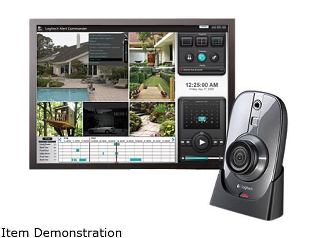 Logitech 961-000364 Alert Indoor PoE Camera B700i