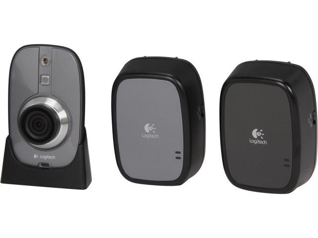 Logitech Alert 750i Indoor Master - HD-Quality Security System (961-000329)