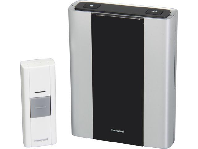 Honeywell RCWL300A1006/N P3-Premium Portable Wireless Door Chime and Push Button