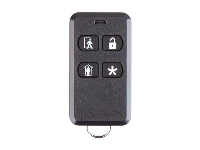 2gig KEY2 4-Button Key Ring Remote