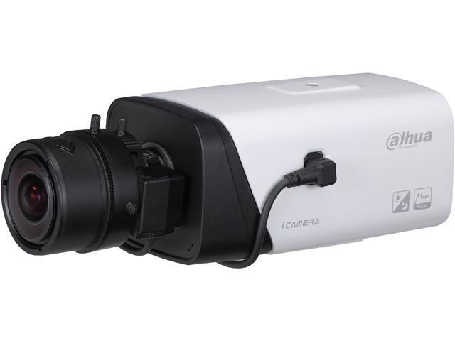Dahua DH-IPC-HF81200EN RJ-45 (10/100/1000Base-T) 12 Megapixel Ultra HD Network Camera
