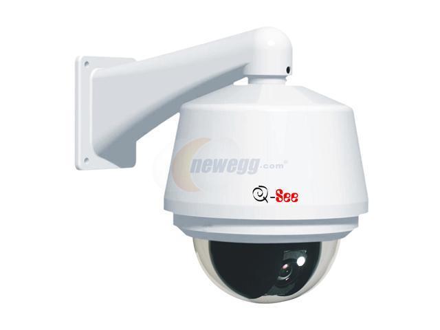 Q-See QSHO3512 795(H) x 596(V) MAX Resolution Surveillance Camera