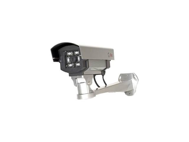 Q-See QSDS148DH 420 TV Lines MAX Resolution BNC (F), 12VDC 2.1mm power All Weather 8mm CCD Camera w/ built in Heater & Blower - 60 ft Night Vision
