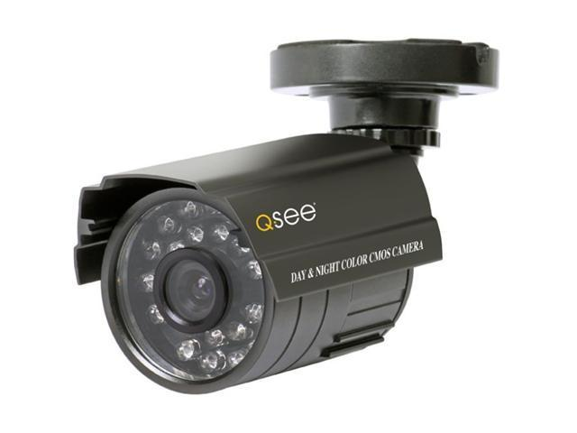 Q-See QSM1424W 400 TV Lines MAX Resolution BNC CCTV Camera