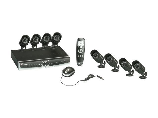 Night Owl B-PODVR-8CM 8 Channel H.264 Level Kit Solution