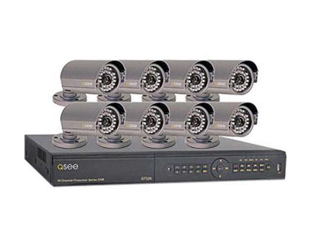 Q-See QT526-835-1N 16 Channel Advanced H.264 Surveillance DVR Kit