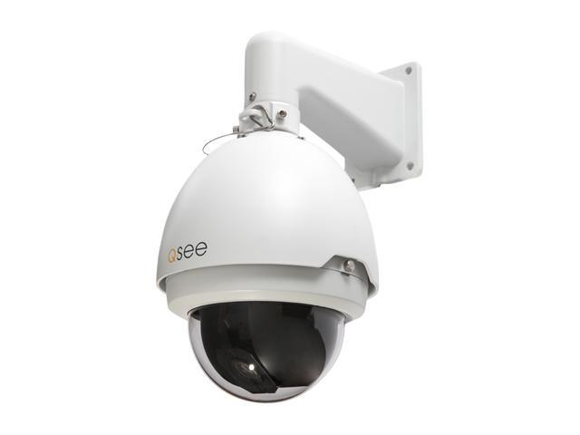 Q-See QD54231Z 540 TV Lines MAX Resolution 23x Optical Zoom Surveillance Camera