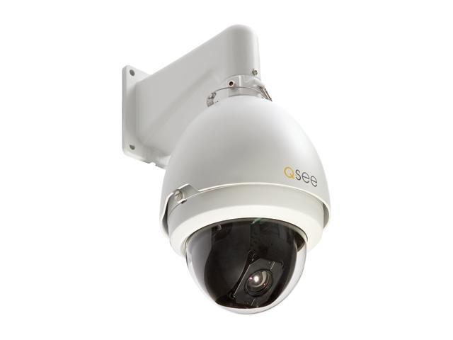 Q-See QD54361Z 580 TV Lines MAX Resolution 36x Optical Zoom Surveillance Camera
