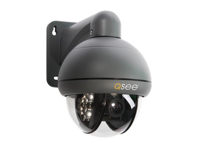 Q-See QD6531Z-K 3X Optical Zoom Surveillance Camera