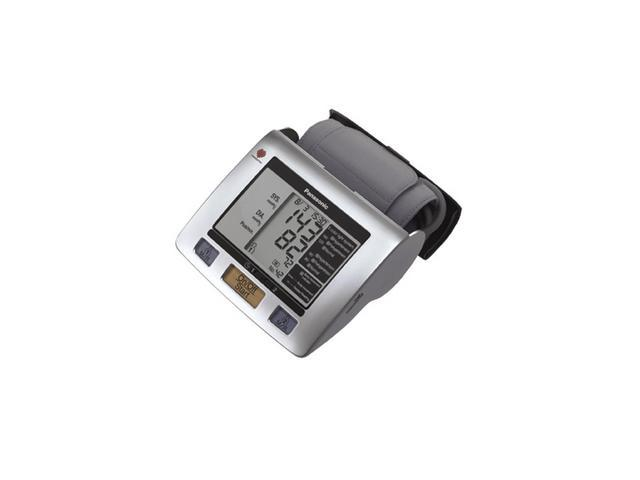 Panasonic EW3122S Upper Arm Blood Pressure Monitor with Body Movement Indicator and Color Confirmation System