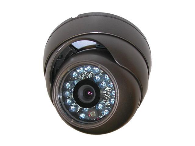 AVUE AV665S 600 TV Lines MAX Resolution IR Dome Camera