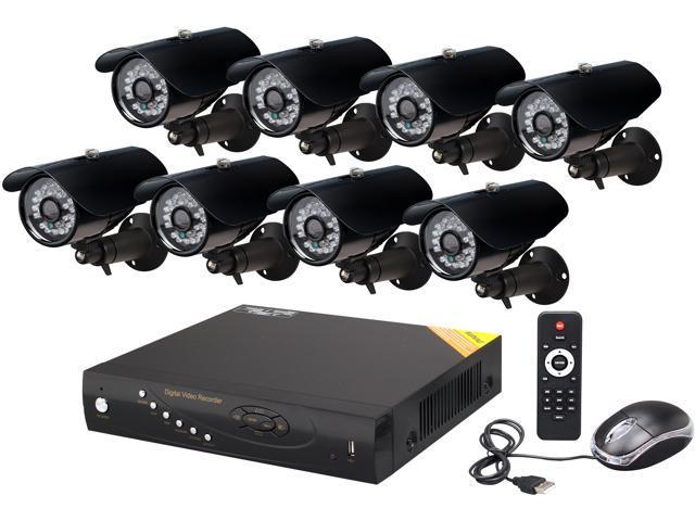 Aposonic A-BR18B8-C500 8 Channel Surveillance DVR