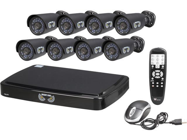 Night Owl B-A720-162-8 16 Channel Smart HD Video Security