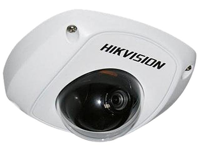 Hikvision DS-2CD7133-E 640 x 480 MAX Resolution RJ45 VGA Mini Dome Camera