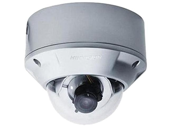 Hikvision DS-2CD762MF-FB 1280 x 960 MAX Resolution RJ45 1.3 Megapixel CCD-based Vandal Proof Network Dome Camera