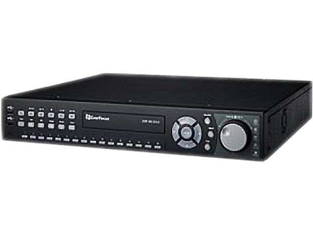 EverFocus EDRHD4H4/4 4 x BNC 4 TB 4 Channel HD and 4 Channel AnalogHDcctv Hybrid DVR