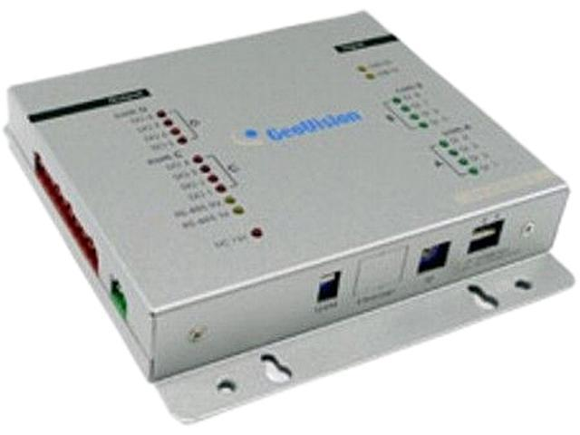 GeoVision GV-IO Box (84-IOB04-100) 4 Ports