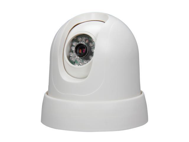 "Zmodo CM-T1002BG 1/3"" Sony Indoor Pan 0°-360°/Tilt 0°-90° Camera w/ 80' IR Night Vision"