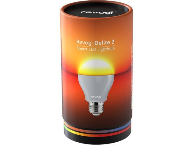 Revogi LTB012 Color Smart LED Bulb Delite 2 with Bluetooth
