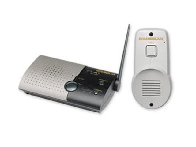 Chamberlain NDIS Wireless Doorbell & Intercom System