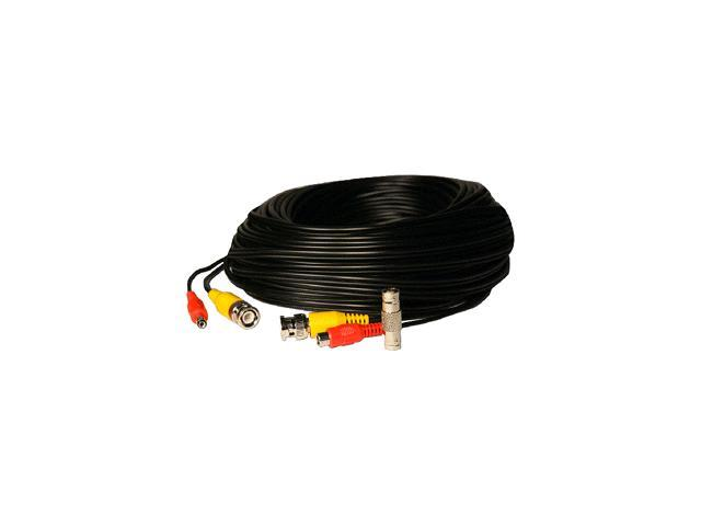 Security Labs SLA31 50' BNC Camera Cable with Video-Power