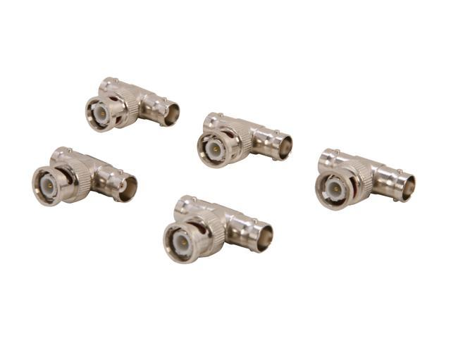 Vonnic K1071 BNC T Connector (5pcs/bag)
