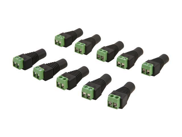 Vonnic VAK097 Power Adaptor Female Socket (10pcs/bag)