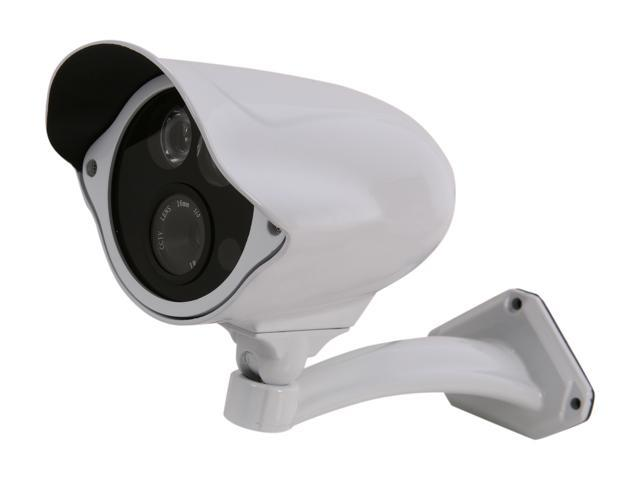 Vonnic VCB271W 480 TV Lines MAX Resolution, Sony Super HAD CCD II, 16mm Fixed Lens, Outdoor Night Vision, Array IR Bullet Camera