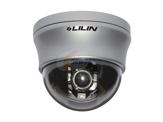 Lilin CMD176X4.2N 600 TV Lines MAX Resolution 600TVL D&N WDR Vari-Focal Dome Camera