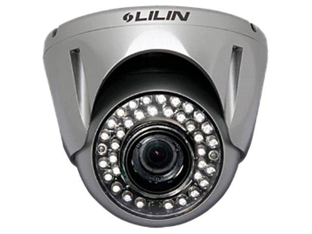 Lilin CMR6082X3.6N Day & Night Vandal Resistant 700TVL Vari-Focal IR Dome Camera