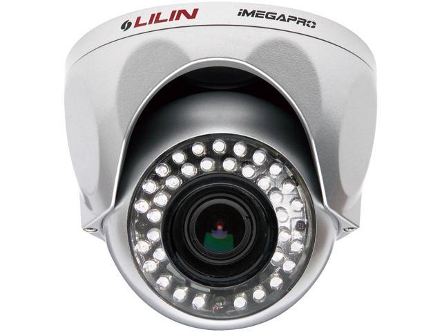 IPR320ESX3.6 Day & Night 1080P HD VR Dome IR IP Camera