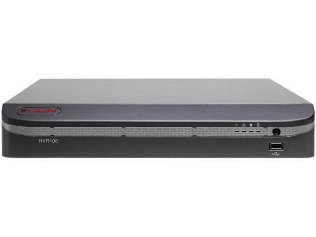 Lilin NVR109-4TB 4TB Digital Video Recorder (DVR)