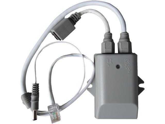 Lilin SL1212D 12W/12V Splitter, 802.3 AF PoE Injector
