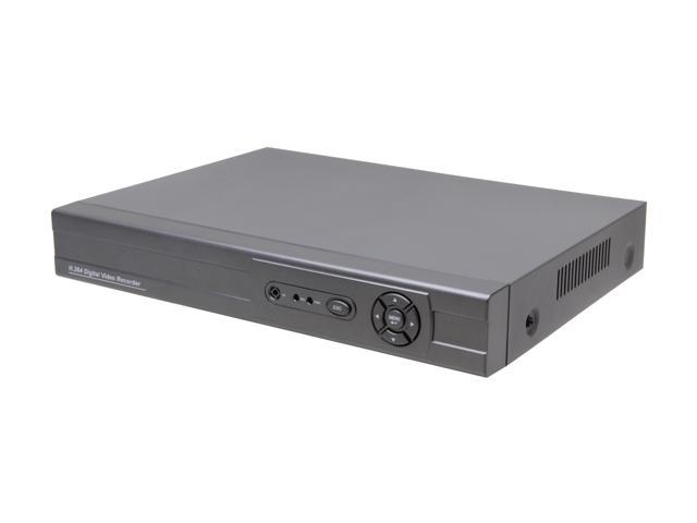 eSecure ES00M180 8 x BNC 1 SATA HDD, 2000GB supported 8 Channel Standalone DVR