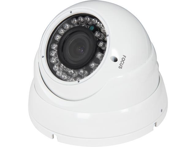eSecure ES18C380 700 TVL Sony Effio DSP 2.8~12mm CCTV 36 IR Vandale Security Camera