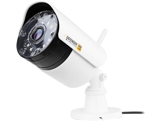 Defender Wireless HD 1080p Indoor / Outdoor Long Range Night Vision Bullet Security Camera (WHDCB1)