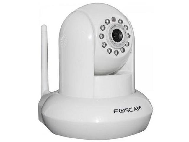 Foscam FI8910W 640 x 480 MAX Resolution RJ45 Wireless B/G/N IP Camera